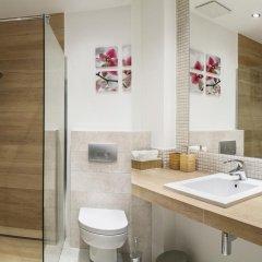 Апартаменты Apart Studio Warszawa ванная