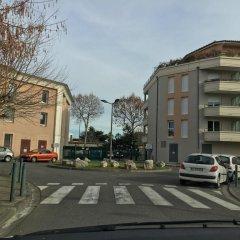 Отель Studio Purpan Франция, Тулуза - отзывы, цены и фото номеров - забронировать отель Studio Purpan онлайн парковка