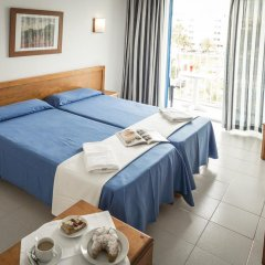 Отель Elegance Vista Blava 3* Стандартный номер с различными типами кроватей