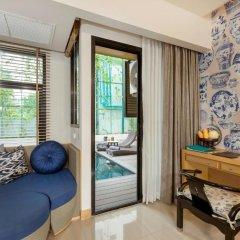 Отель Manathai Surin Phuket 4* Номер Делюкс двуспальная кровать фото 8