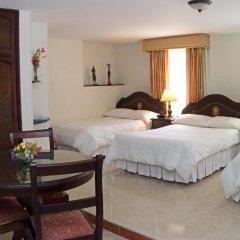 Hotel Plaza Versalles 3* Стандартный номер с различными типами кроватей фото 3