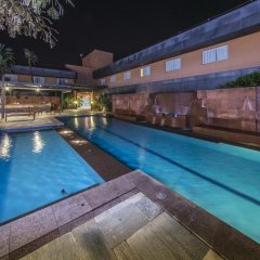 Отель Summit Baobá Hotel Бразилия, Таубате - отзывы, цены и фото номеров - забронировать отель Summit Baobá Hotel онлайн бассейн фото 2