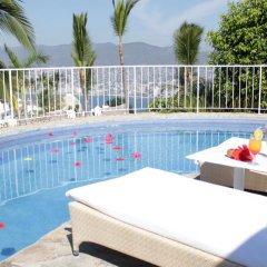 Отель Las Brisas Acapulco 4* Люкс с разными типами кроватей фото 9