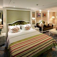 Central Hotel Jingmin 5* Апартаменты с различными типами кроватей фото 5