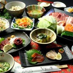 Отель Tabinoyado Asonoyu Минамиогуни питание фото 3