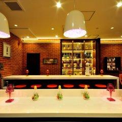 Spa & Capsule Hotel GrandPark-Inn Yokohama гостиничный бар