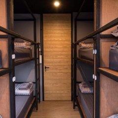 Nap@pan Hostel Кровать в женском общем номере