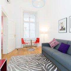 Апартаменты Vienna Prestige Apartments Graben Полулюкс фото 8