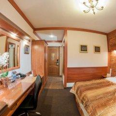 Гостиница Уют 4* Стандартный номер с двуспальной кроватью фото 7