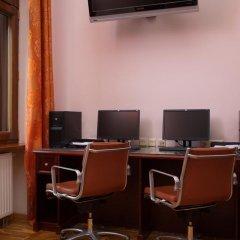 Гостиница Hilton Москва Ленинградская 5* Представительский номер с различными типами кроватей фото 15