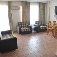 Отель Club Sidar 3* Апартаменты с 2 отдельными кроватями фото 11