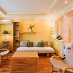 Апартаменты LikeHome Апартаменты Полянка Студия Делюкс с разными типами кроватей фото 5