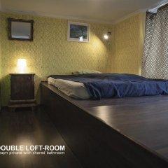 Baroque Hostel Номер с общей ванной комнатой с различными типами кроватей (общая ванная комната)