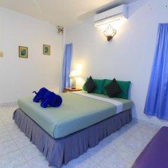 Отель Saladan Beach Resort 3* Бунгало с различными типами кроватей фото 20