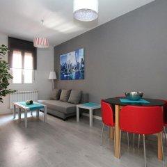 Отель Apartamentos Dali Madrid Испания, Мадрид - отзывы, цены и фото номеров - забронировать отель Apartamentos Dali Madrid онлайн комната для гостей фото 5