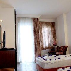 Azak Beach Hotel 3* Стандартный номер с различными типами кроватей