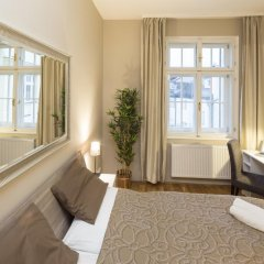 Hotel Apartments Wenceslas Square комната для гостей фото 2