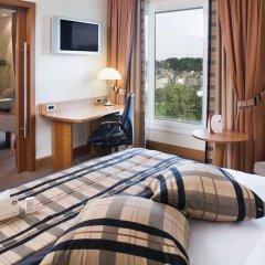 Отель Crowne Plaza Brussels Airport 4* Стандартный номер с различными типами кроватей фото 3