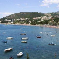 Hotel Kuc пляж
