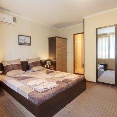 Отель Villa Brigantina Болгария, Солнечный берег - 1 отзыв об отеле, цены и фото номеров - забронировать отель Villa Brigantina онлайн комната для гостей фото 4