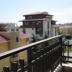 Апартаменты Kentavar apartments балкон