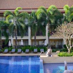 Отель Deevana Patong Resort & Spa 4* Номер Делюкс с двуспальной кроватью фото 5
