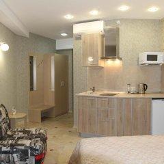 Апарт-Отель Hotelestet Улучшенные апартаменты