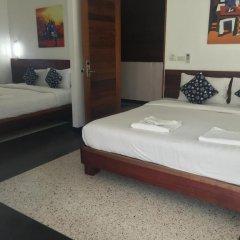 Отель Green View Village Resort 3* Стандартный семейный номер с двуспальной кроватью фото 2