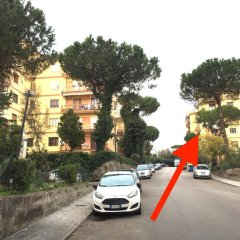 Отель Dove Il Mare Luccica Италия, Торре-Аннунциата - отзывы, цены и фото номеров - забронировать отель Dove Il Mare Luccica онлайн парковка