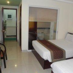 DMZ Hotel 2* Номер Делюкс с различными типами кроватей фото 3