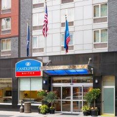 Отель Candlewood Suites NYC -Times Square вид на фасад фото 3