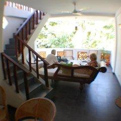 Отель Bedspace Unawatuna 3* Стандартный номер с двуспальной кроватью фото 8