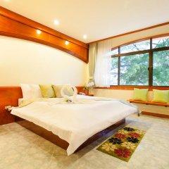 Отель ID Residences Phuket 4* Стандартный номер с двуспальной кроватью фото 14