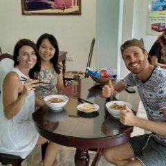 Отель Mi Kha Homestay питание фото 3