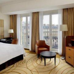 Paris Marriott Champs Elysees Hotel 5* Стандартный номер фото 4