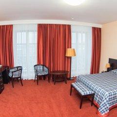 Отель МФК Горный 4* Люкс фото 7