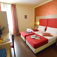 Отель B&B Marbò Florence 3* Стандартный номер с различными типами кроватей фото 8