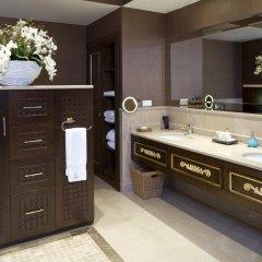 Отель Rixos Premium Bodrum - All Inclusive 5* Улучшенная вилла разные типы кроватей фото 8