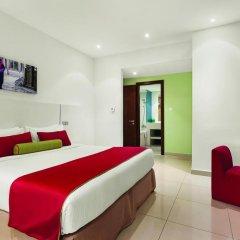 Ramada Hotel & Suites by Wyndham JBR 4* Улучшенные апартаменты с различными типами кроватей фото 2