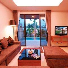 Отель Charming Pool Villa комната для гостей фото 3