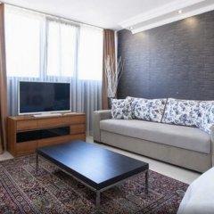 Отель Defne Suites Улучшенные апартаменты с различными типами кроватей фото 30