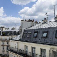 Отель Hôtel Beaurepaire (Paris - République) Франция, Париж - 1 отзыв об отеле, цены и фото номеров - забронировать отель Hôtel Beaurepaire (Paris - République) онлайн балкон