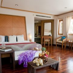 Отель Tanaosri Resort 3* Люкс с различными типами кроватей фото 7
