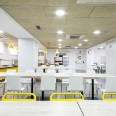 Отель Residencia Universitaria Barcelona Diagonal Барселона питание фото 3