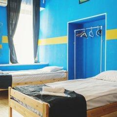 Мини-Отель Компас Номер с общей ванной комнатой с различными типами кроватей (общая ванная комната) фото 48