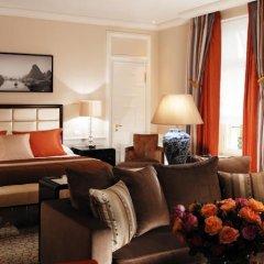 Отель Baur au Lac Швейцария, Цюрих - отзывы, цены и фото номеров - забронировать отель Baur au Lac онлайн комната для гостей фото 6