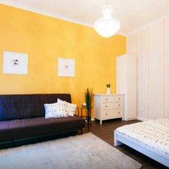 Апартаменты Bpm - Sunny Apartment Будапешт комната для гостей фото 3