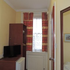 Dolphin Hotel 3* Стандартный номер с различными типами кроватей фото 15