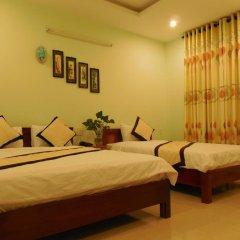 Отель The Sun Homestay Улучшенный номер с различными типами кроватей фото 3