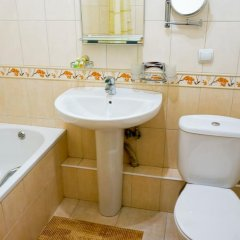 Гостиница NATIONAL Dombay ванная фото 2
